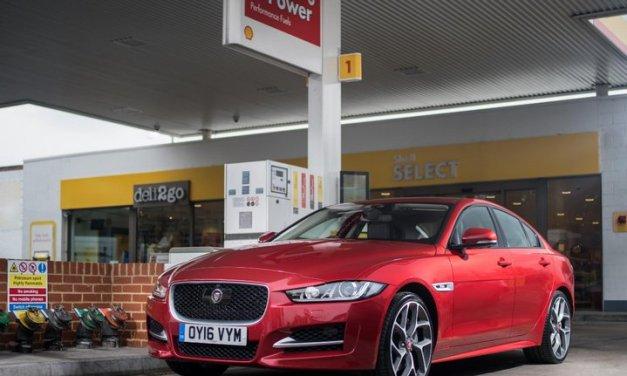 Jaguar y Shell lanzan el primer sistema de pago desde el vehículo