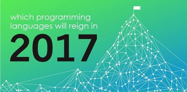 Estos serán los Lenguajes de Programación más populares durante el 2017