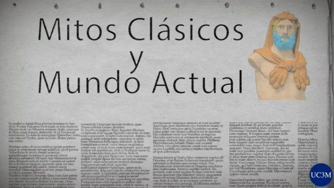 Mitos Clásicos y Mundo Actual
