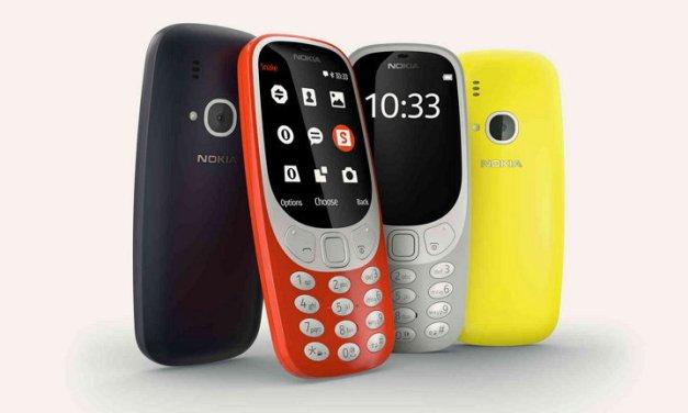 Para los nostálgicos hoy fue anunciado el renovado Nokia 3310 a 49 euros