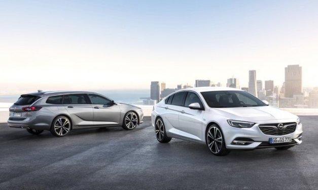 El nuevo Opel Insignia será presentado el 7 de Marzo en el Auto Show de Ginebra [Imágenes]