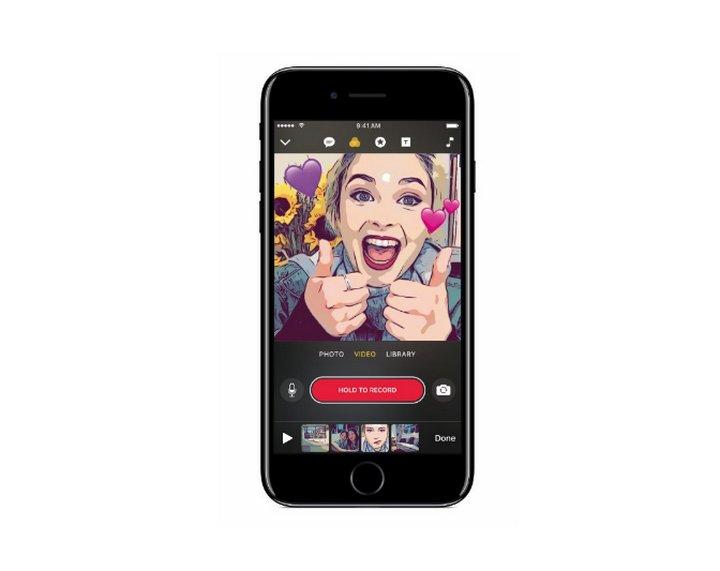 Clips, nueva app de Apple para crear vídeos en iOS de una forma simple y divertida