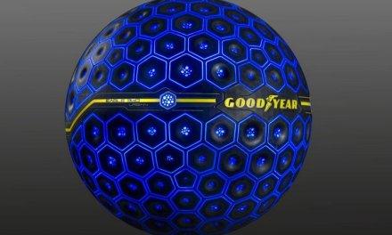 Goodyear revela los neumáticos inteligentes y conectados del futuro: Eagle 360 Urban