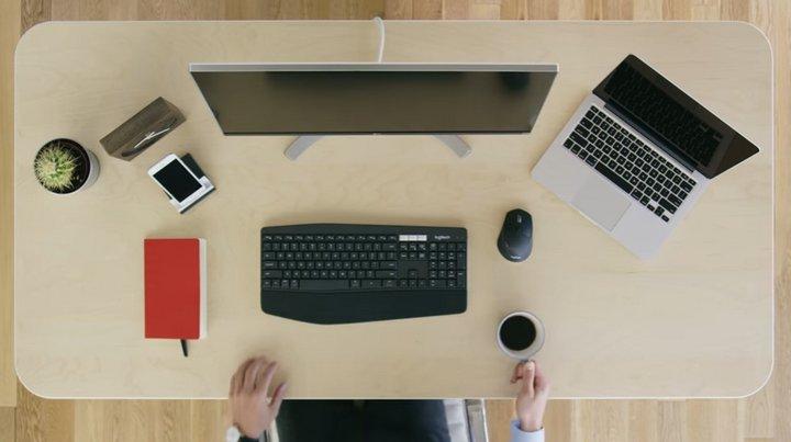 Logitech MK850, nuevo teclado y ratón para Mac y Windows, también compatible con Android e iOS