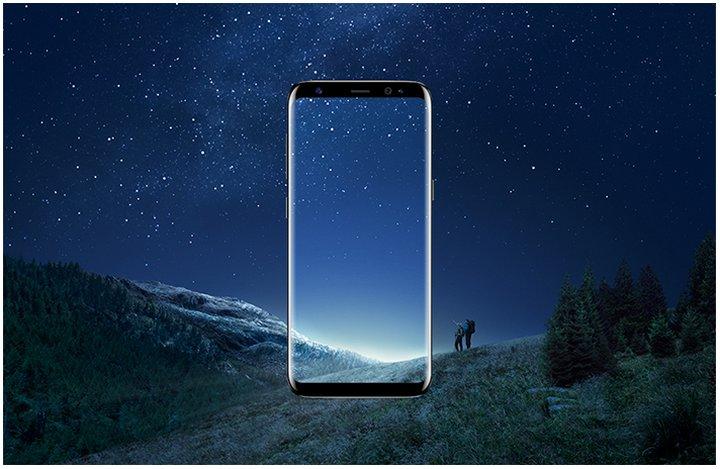 Sistema de reconocimiento facial del Galaxy S8 se puede engañar fácilmente con una imagen
