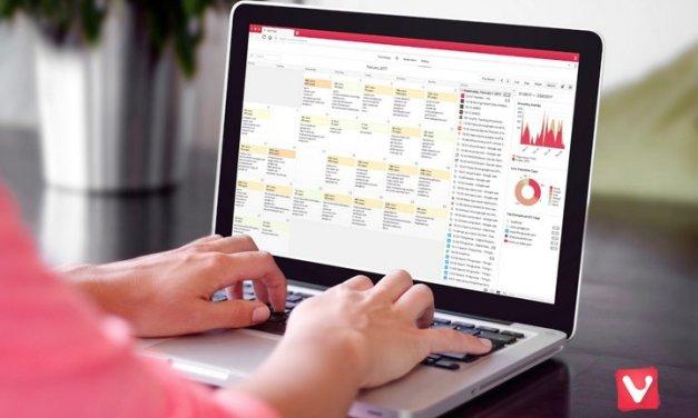 Nueva actualización de Vivaldi introduce mejoras en Historia, Notas e incluye nuevas opciones