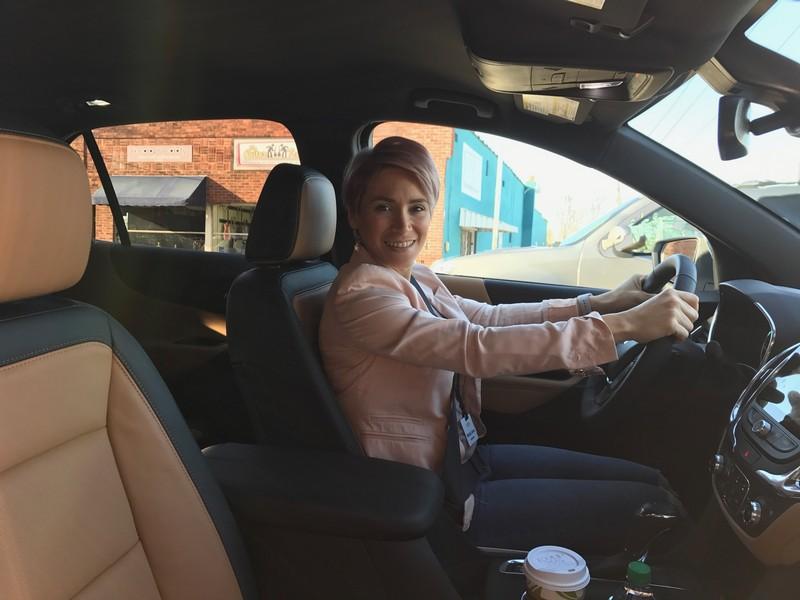 Chevrolet Equinox 2018 - Diseño Interior