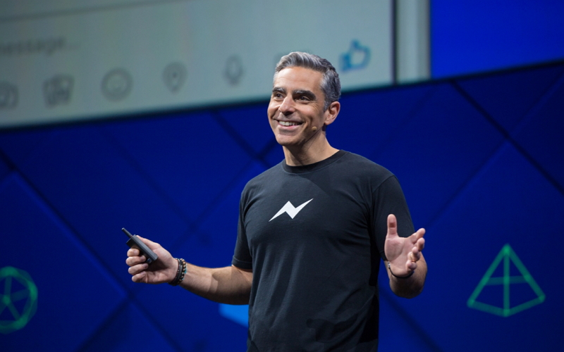 David Marcus - Facebook Messenger