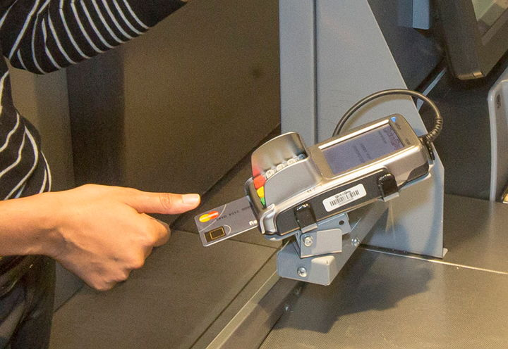 MasterCard - Tarjeta Biométrica