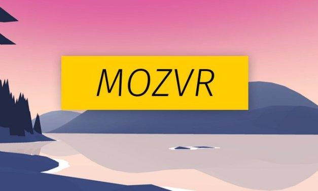 Mozilla apuesta fuerte a la realidad virtual en este año que parece será el año de esta tecnología