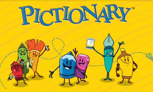 El clásico y popular juego Pictionary ahora en móviles android y iPhone