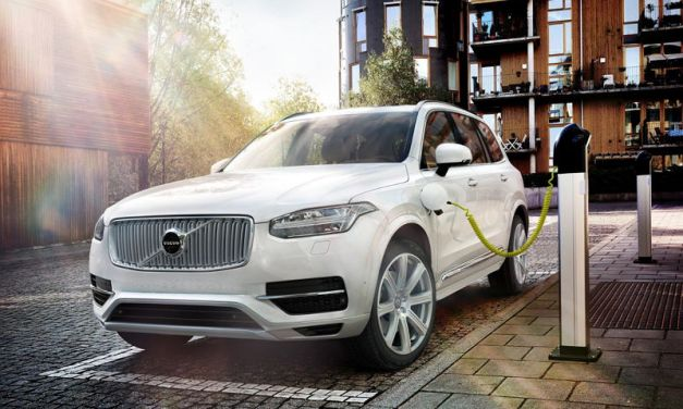 Volvo fabricará su primer vehículo totalmente eléctrico en China