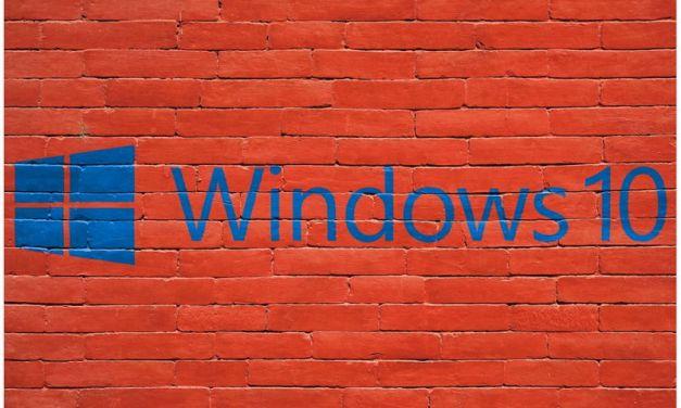 Actualización Windows 10 Redstone 3 será lanzada en Septiembre