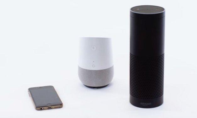 Amazon Echo, Siri y Google Home a prueba con diferentes acentos