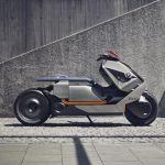 BMW Motorrad Concept Link, un concepto de moto del futuro