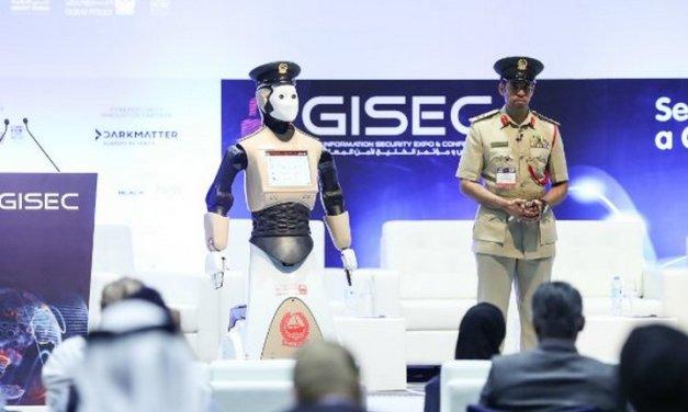 El primer robocop comenzará a recorrer las calles de Dubai mañana por la noche