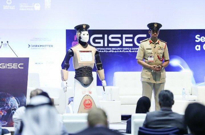 Dubai Media Office - Robocop