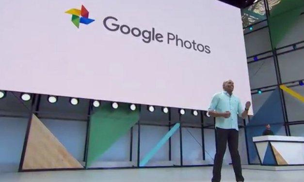 Google Photos permitirá compartir imágenes de una forma más sencilla e inteligente #io17