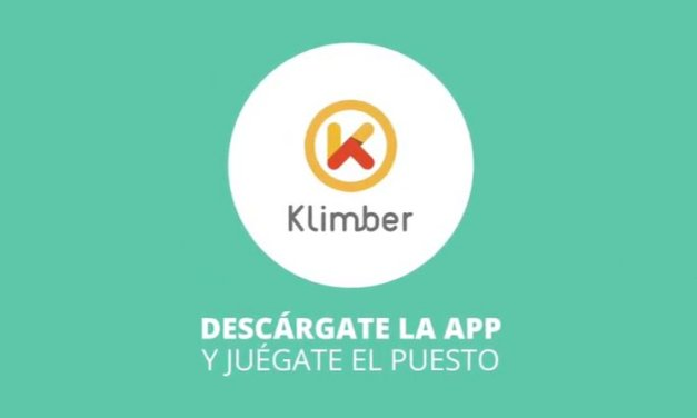 Con Klimber puedes jugar al mismo tiempo que mejoras tus habilidades profesionales y consigues empleo