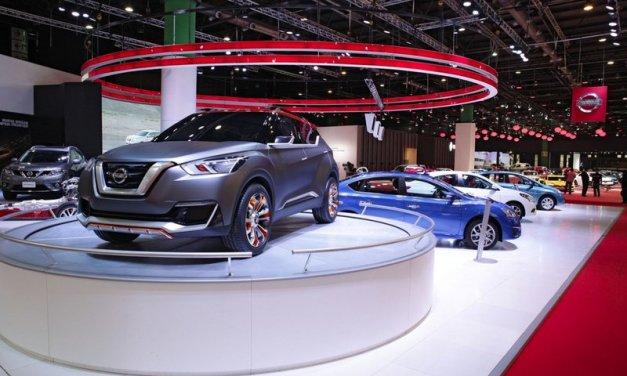Estos son los vehículos que Nissan presentará en el 8vo Salón Internacional del Automóvil de Buenos Aires