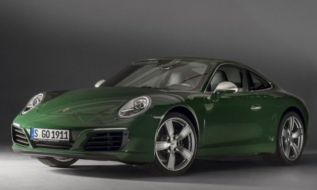 Sale de la línea de producción el Porsche 911 número 1 millón, este vídeo te muestra sus 7 generaciones