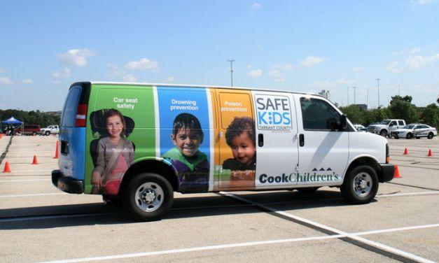 Chevrolet y Safe Kids trabajan en conjunto para prevenir accidentes