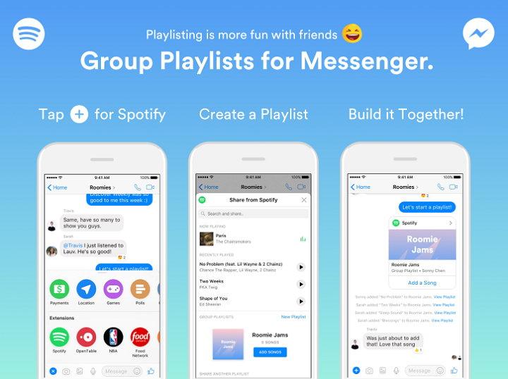 Spotify Group Playlist