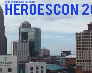 HeroesCon 2017