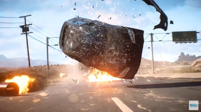 EA Revela el trailer del nuevo Need For Speed: Payback