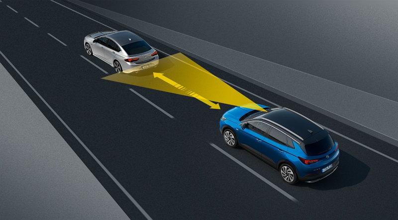 Opel Grandland X - Sistemas de Seguridad y Asistencia