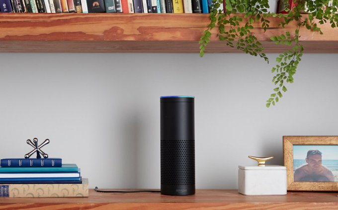 Amazon Echo - Alexa y Cortana