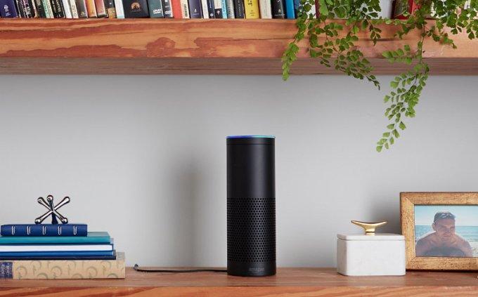 Amazon Echo - Amazon Alexa