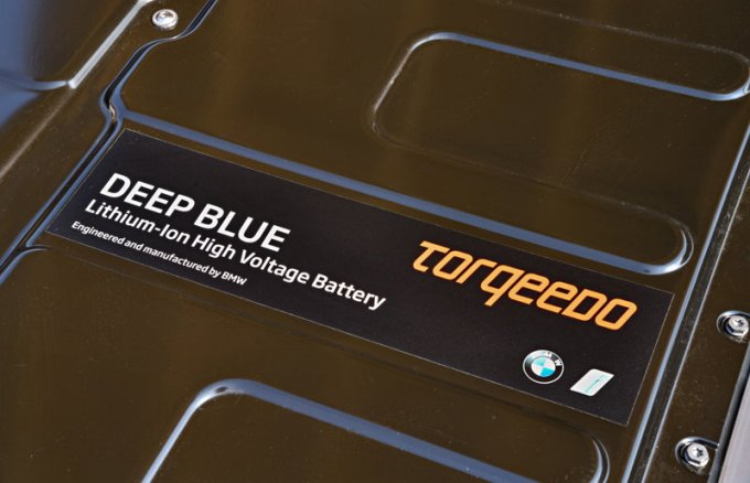 BMW i - Torqeedo - Baterías