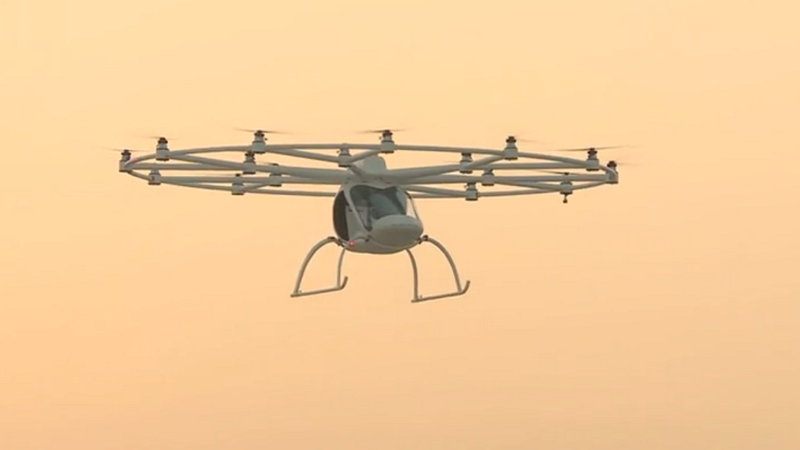 Dubai - Drone Taxi - AAT
