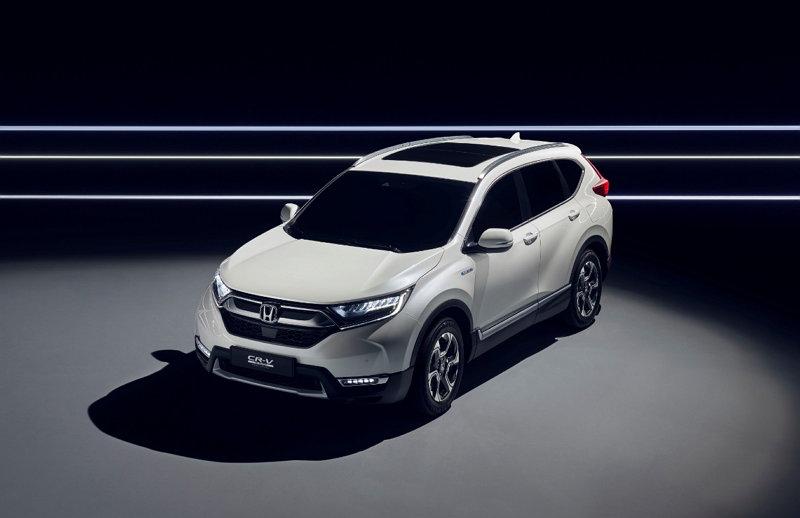 Honda CR-V Híbrido 2018