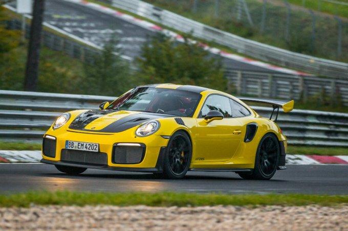 Porsche 911 GT2 RS