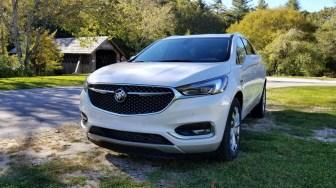 Buick Enclave 2018 79