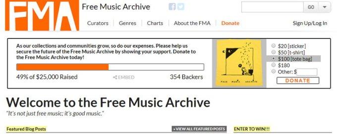 Free Music Archive - Música Gratis