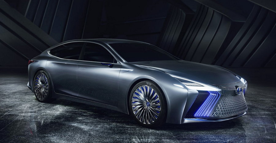 Concepto Lexus LS+