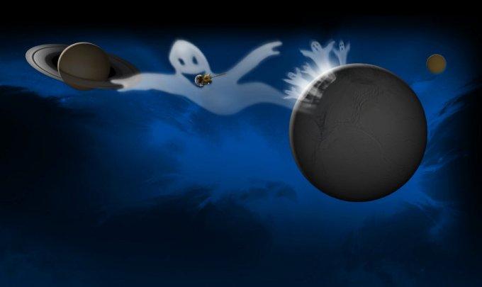 NASA Spooky Sounds