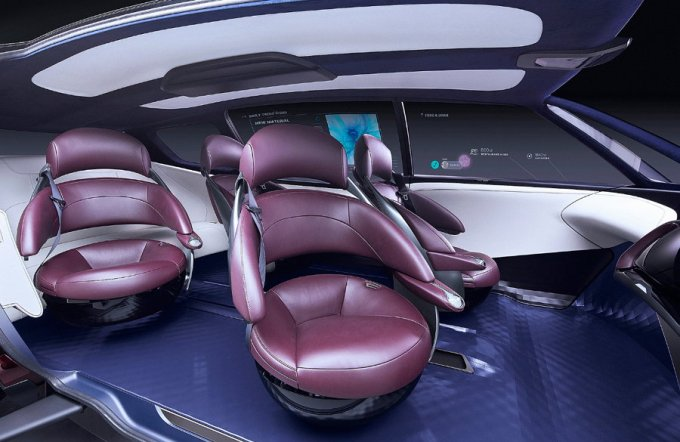 Toyota File-Comfort Ride - Pila de Combustible
