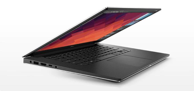 Dell Precision 5520 - Ubuntu Linux