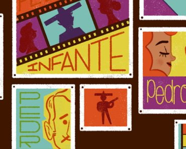 Pedro Infante - Google Doodle