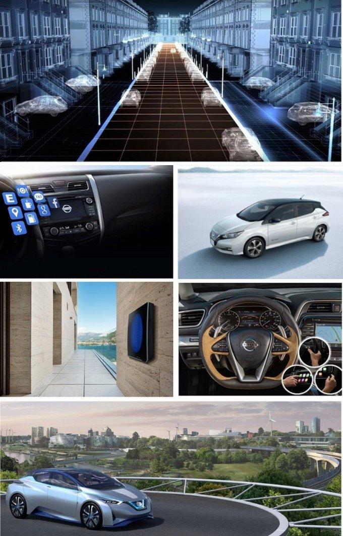 Movilidad Inteligente de Nissan