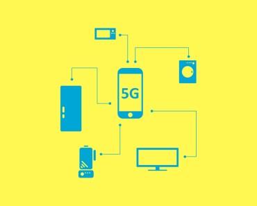 Smartphone - Conectividad 5G