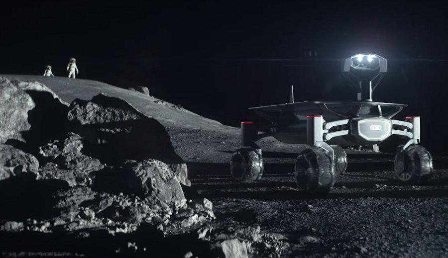 Apollo 45 - Audi Lunar Quattro