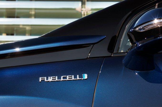 Vehículos Eléctricos a Pila de Combustible - Toyota