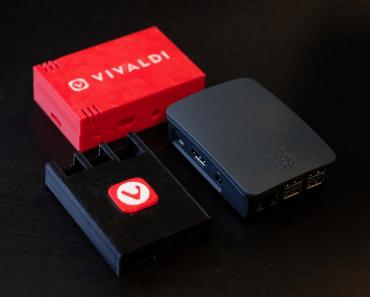 Vivaldi para Raspberry Pi