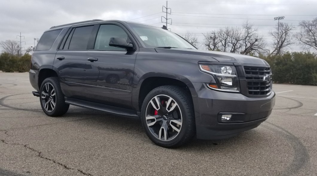 2018 Chevy Tahoe Premier RST