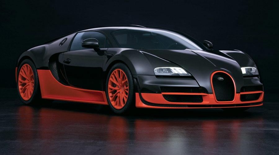 2018 Bugatti Veyron